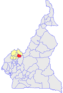 Bui (Cameroon department) Department in Northwest Province, Cameroon