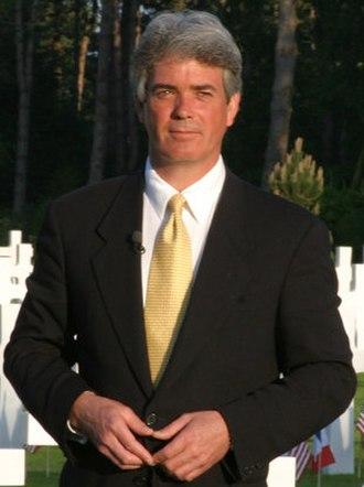 John Roberts (journalist) - Roberts in 2004