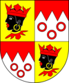 COA cardinal DE Dopfner Julius August.png