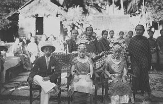 Batu Islands - Wedding in the Batu Islands (1938)