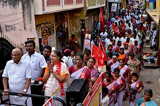 Politics of India - Communist Party of India (Marxist) in 2014