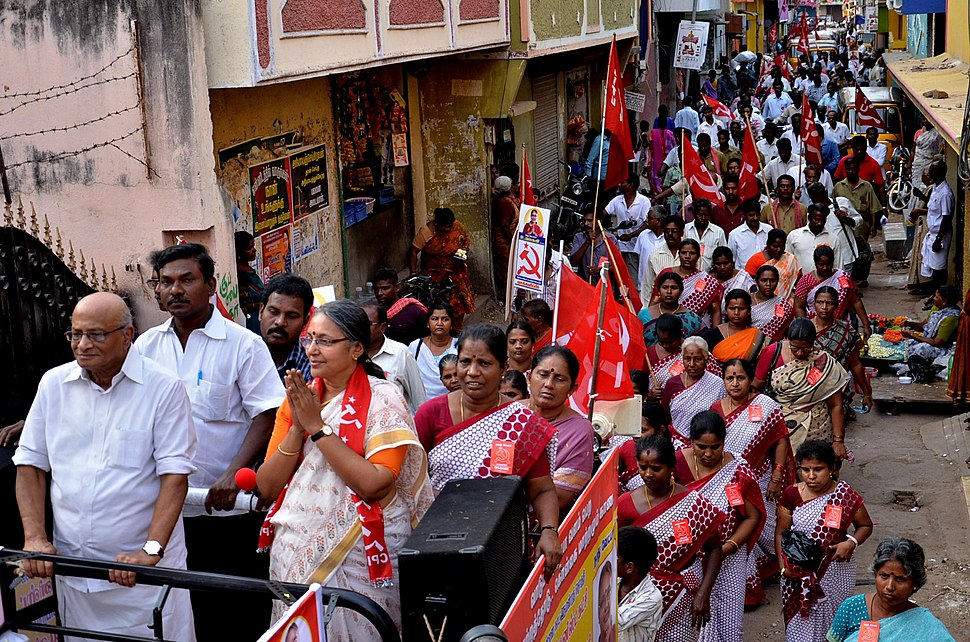 CPIM Tamilnadu 2014 Election Campaign