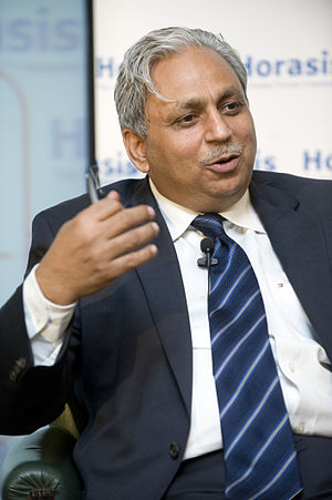 CP Gurnani, Chief Executive Officer, Mahindra ...