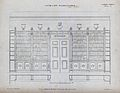 Cabinet-making; library bookcases surrounding a door. Engrav Wellcome V0023934.jpg
