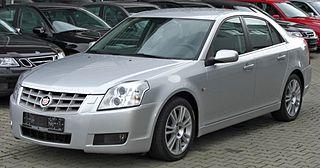Cadillac BLS Motor vehicle