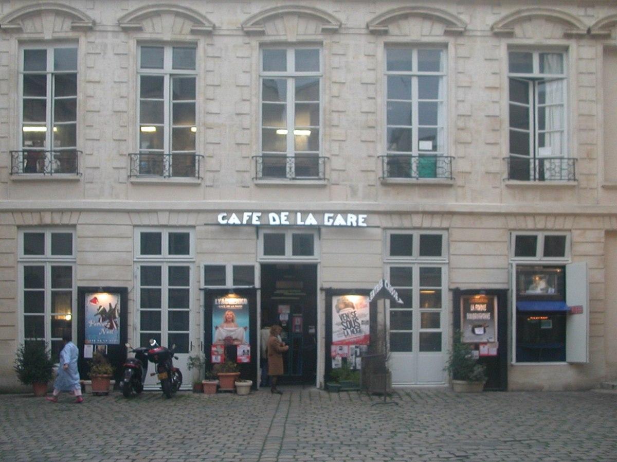 Caf Ef Bf Bd Rue Du Temple