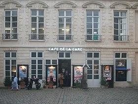 Caf Ef Bf Bd De La Gare  Rue Du Temple  Paris