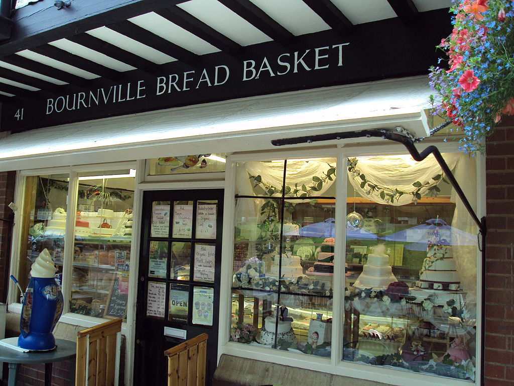 Bournville Cake