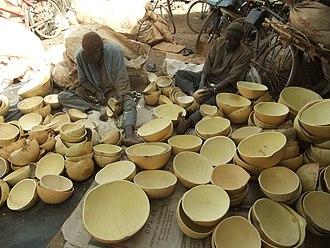 Boromo - Calabash makers in Boromo