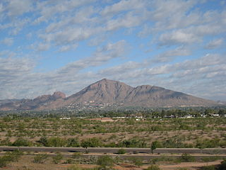 Camelback Mountain mountain in United States of America
