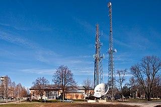 WILL Radio station in Urbana, Illinois
