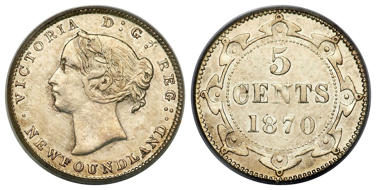 Newfoundland five cent...