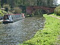 Canal near Prestwood Bridge - geograph.org.uk - 763299.jpg