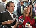 Canciller Patiño recibe a Ministra de Asuntos Exteriores y de Cooperación del Reino de España, Trinidad Jiménez (5165131286).jpg