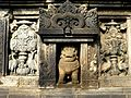 Candi Prambanan - 038 Lion and Kalpataru, Siva Temple (12042314473).jpg