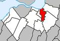 Candiac Quebec location diagram.PNG