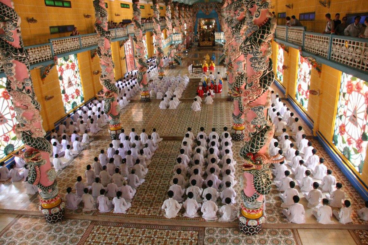 Cai Dao Temple Trang An: Wikipedia