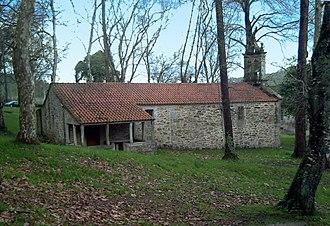 Cabana de Bergantiños - Chapel of San Fins