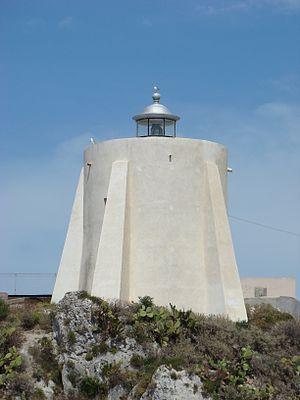 Capo di Milazzo - Capo Milazzo Lighthouse