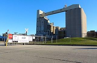 Cargill American-based international food conglomerate