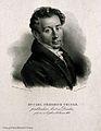 Carl Friedrich Trinks. Lithograph by G. Schlick. Wellcome V0005903.jpg