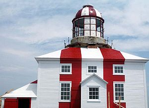Cape Bonavista - Image: Carlb bonavista lighthouse nfld 2002