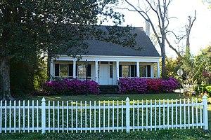 Midtown Historic District (Mobile, Alabama) - Image: Carlen House