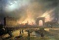 Carlo Bossoli austriaci in ritirata Porta Tosa 22 marzo.jpg