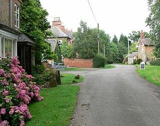 Carlton Curlieu Human settlement in England