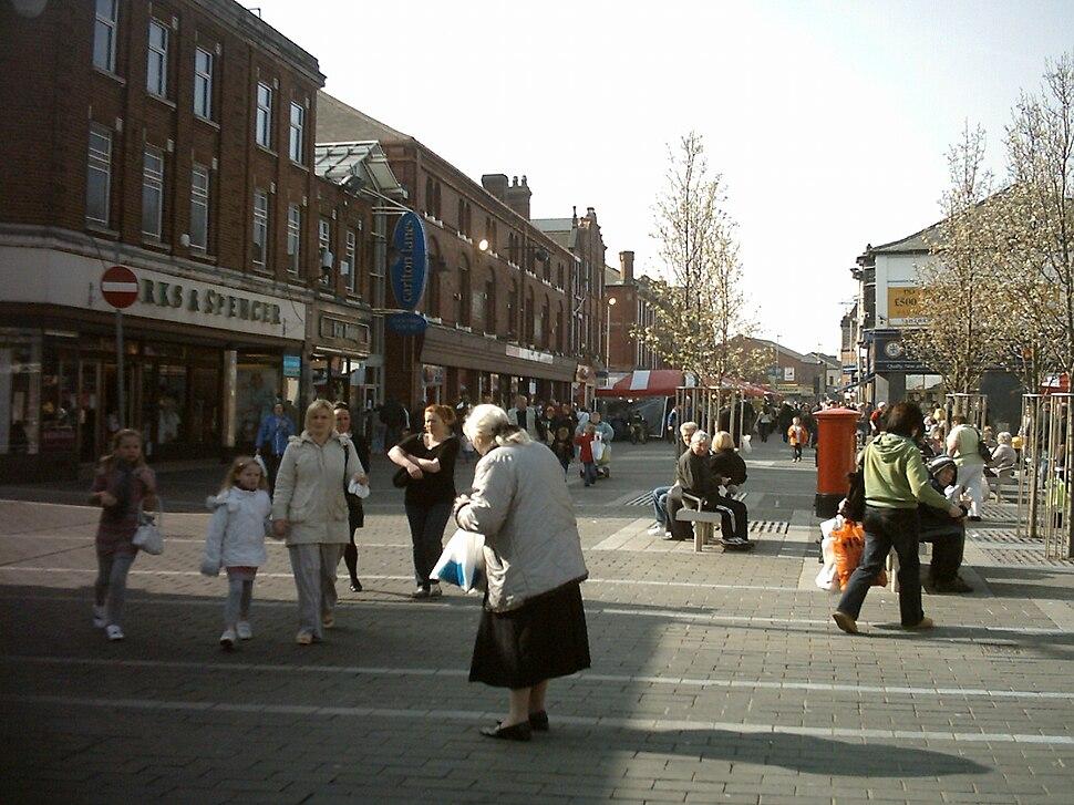 Carlton Street, Castleford