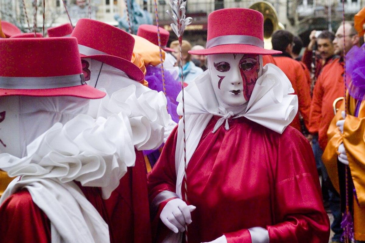 Carnaval De Limoux Th Ef Bf Bdme Ville Du Monde