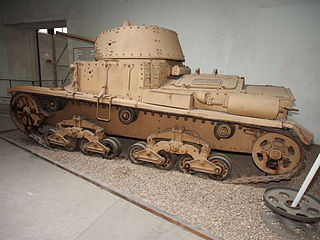Carro Armato M15-42 in the Musée des Blindés, France, pic-1.JPG