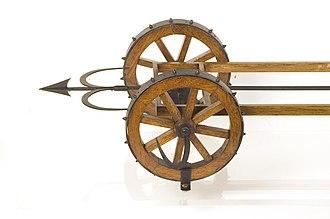 Scythed chariot - Image: Carro falciante Museo scienza tecnologia Milano 09903 02