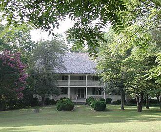 Carson House (Marion, North Carolina) - Image: Carsonhouse