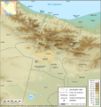 Carte Topo Region Teheran.png