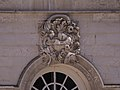 Cartouches as Keystone on the wing of the refectory 11.jpg