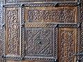 Carved Wooden Door of Narbutabey Medressa - Kokand - Uzbekistan (7537120584).jpg