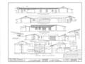 Casa de Rancho Guajome, San Luis Rey, San Diego County, CA HABS CAL,37-VIST.V,1- (sheet 6 of 11).png