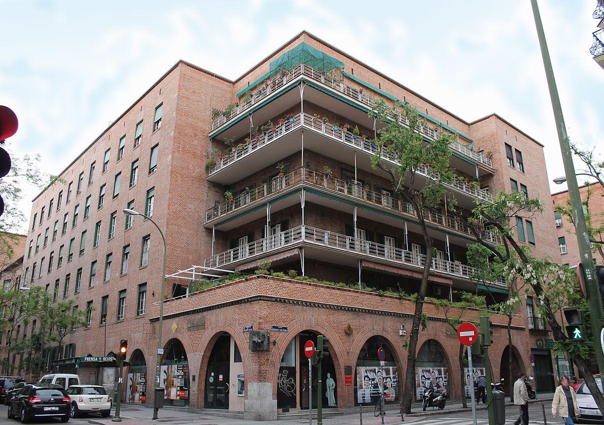 Casa de las flores madrid wikipedia la enciclopedia libre - Casa de madrid ...