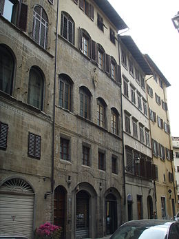 Casa ridolfi wikipedia for Casa maggio