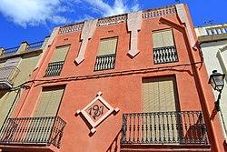 Cases del nucli urbà (Torrelles de Foix) - 2.jpg