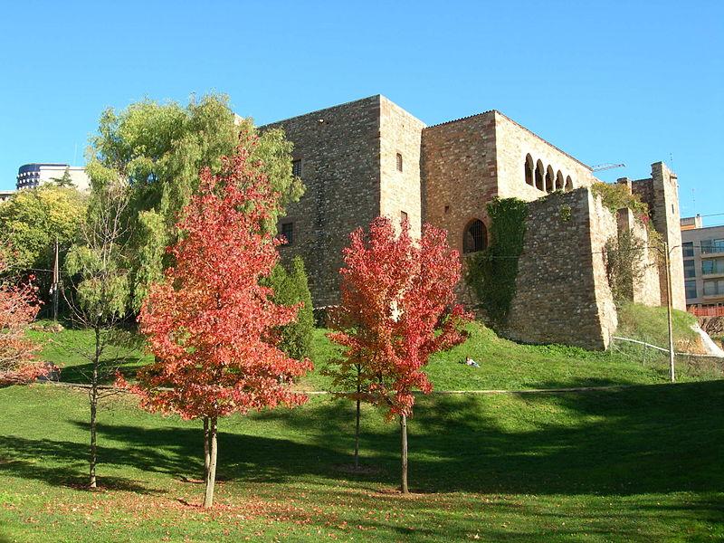 File:Castell cartoixa de Vallparadís (Terrassa) - 2.jpg