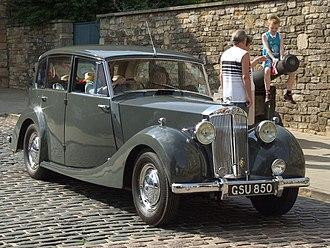 Triumph Renown - 1952 Triumph Renown