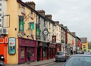 Ó Rothláin - Image: Castlebar