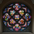 Castletownbere Sacred Heart Church Rose Window 2017 08 29.jpg