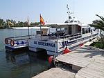 Catamarà La Riberenca - Pas de Illa de Buda.JPG