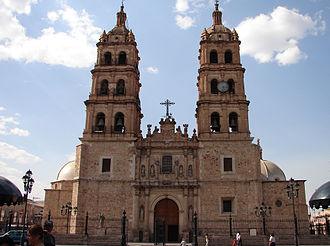 Durango - Catedral basílica de Victoria de Durango