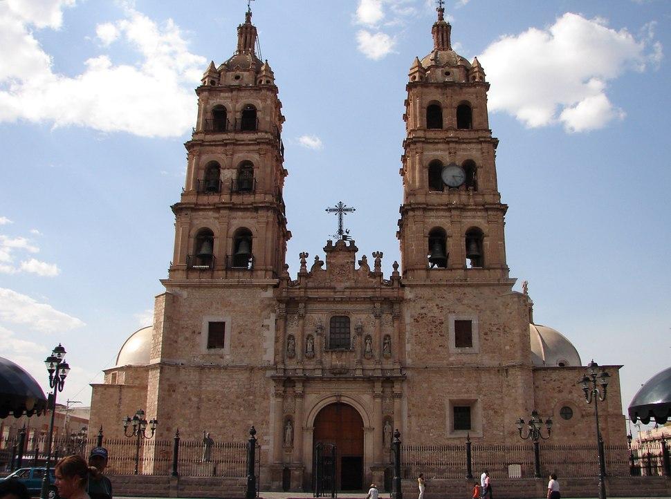 Catedral durango day