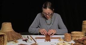 File:Cedar Basket Weaving with Brenda Crabtree - Urban Access Project.webm