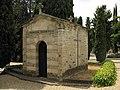 Cementiri de Terrassa, panteó capella Família Badrinas (II).jpg